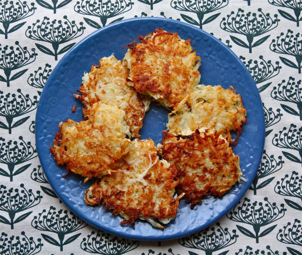 Classic Latkes with a Denver-twist | Ancestreats