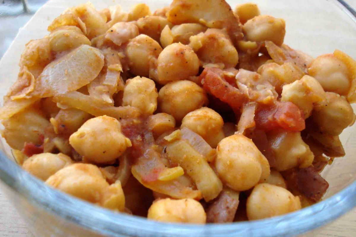 Curry in a Hurry – Channa Masala | Ancestreats