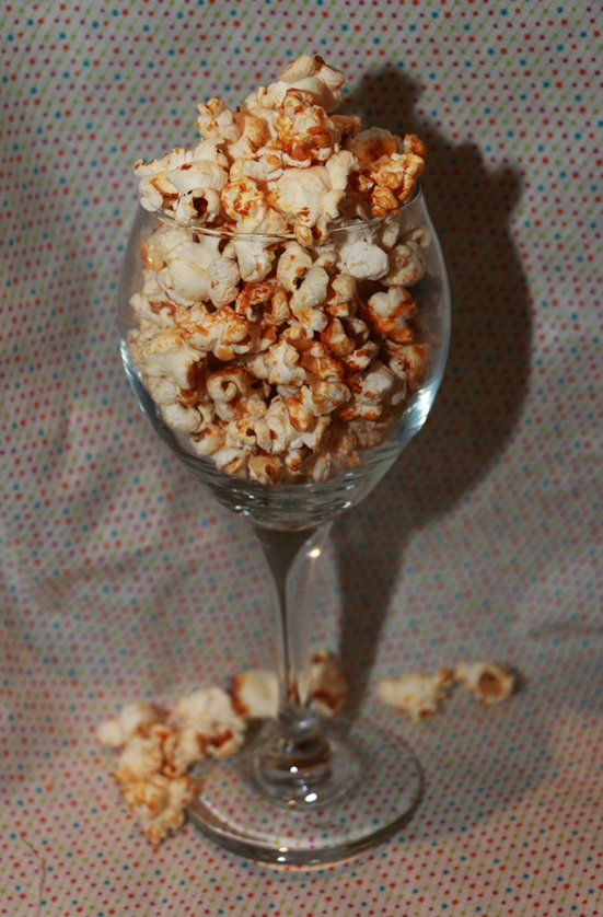 Kettle Corn At Home